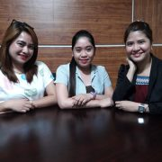 New personnel of AIM Manila