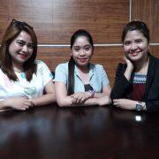 New personnel of AIM Manila